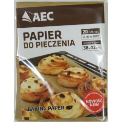 Papier do pieczenia AEC...