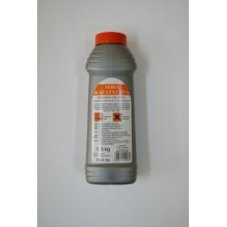 Soda kaustyczna 500g