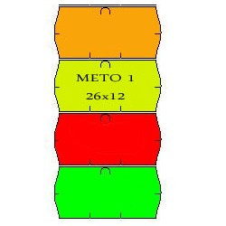 Taśma do metkownic METO 1...