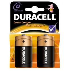 DURACELL Bateria R20 LR20...