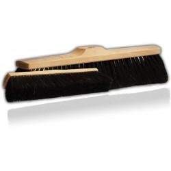 Zamiatacz naturalny włos z...
