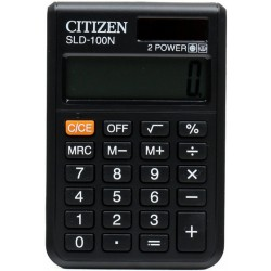 Kalkulator CITIZEN SLD-100N
