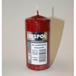 Świeca walec BISPOL...
