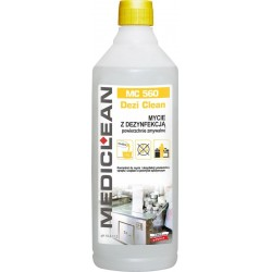 MEDICLEAN MC 560 Dezi Clean...