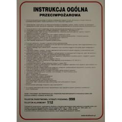 Tablica PCV - Instrukcja...