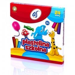 Plastelina szkolna AS 24...