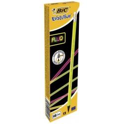 Ołówek z gumką BIC...