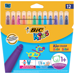 Flamastry Bic Couleur Baby...