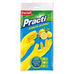 Rękawice gumowe zapachowe...