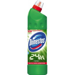 DOMESTOS Płyn do WC 24H...