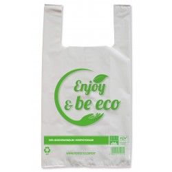 Reklamówka BIO ENJOY&BE ECO...