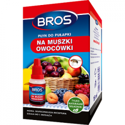 Bros Płyn do pułapki na...