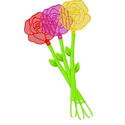 Bros packa na muchy kwiatek
