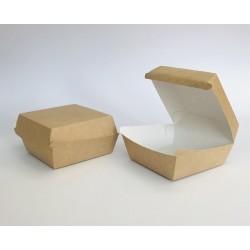 Karton  Hamburger Duży 100szt