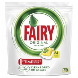 Fairy tabletki do zmywarki...