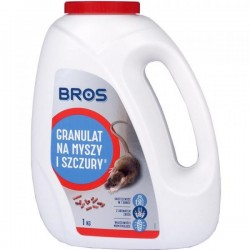 Bros Granulat na myszy i...