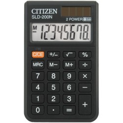 Kalkulator CITIZEN SLD-200N