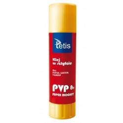 Klej w sztyfcie TETIS PVP 8g