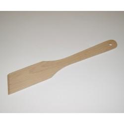 Łopatka drewniana do teflonu