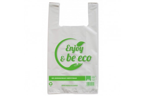 Bio reklamówki jako alternatywa dla plastikowych torebek